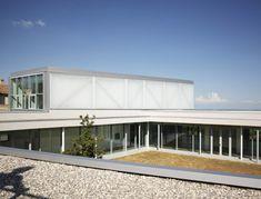 The Whale Primary School by Studio di Architettura Andrea Milani