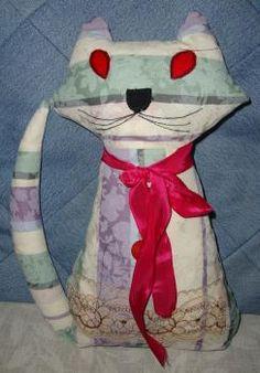 Pehmolelu/kissa
