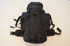 "MIL-SPEC  45  BACKPACK 45 LITER 26""X17""X""9 BLACK #MajorMilSpec"
