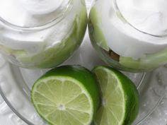 Food Fashion and Flow: Key Lime Parfaits