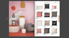 #Flipsnack magazine double layout #Inspiration | Living magazine, home decor Magazine Design Inspiration, Magazine Layout Design, Layout Inspiration, Brochure Examples, Brochure Design, Living Magazine, House And Home Magazine, Page Layout, Layouts
