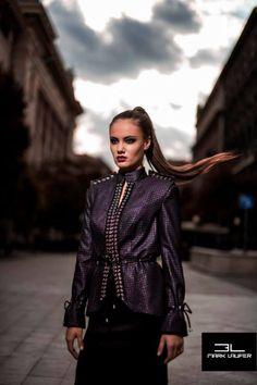 #MarkLaufer Designers, Ruffle Blouse, Tops, Women, Fashion, Moda, Fashion Styles, Fashion Illustrations, Woman