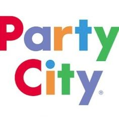 Party City....getting prepared for our family get together for Ashley's birthday!!!