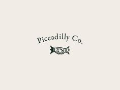 Piccadilly logo concept by Little Trailer Studio