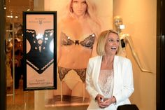 Oops, she did it again. Britney Spears launches another business venture — a new lingerie line dubbed the Intimate Collection — at CentrO mall on Sept. 25 in Oberhausen, Germany