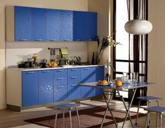 Modular Kitchen Design Ideas For Small Kitchenwith Blue Inspiration