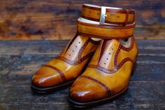Dandy Shoe Care - A new Patina by Alexander Nurulaeff - Dandy Shoe Care for one lucky collector from Stockholm: Mr.T.B.