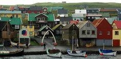 Nólsoy, Nólsoy Island, Faroe Islands