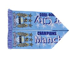 Football Scarf Cheap Manchester City