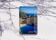 Traveller - Greece Collection - Fridge Magnets Zyknthos Series; Epoxy Fridge Magnets Detail Page. #backhome #fridgemagnets #magnets #traveldiaries #lovelylife #gifts #giftshop #photoholder #magnet #giftingideas #giftingsolutions #quirkygoods #zyknthos #greece