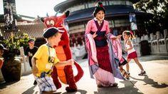Découvrez tout, oui TOUT, sur #Disney pour profiter pleinement de votre voyage en famille ou en amis!