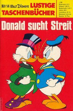 Comic Guide: Walt Disneys Lustige Taschenbücher