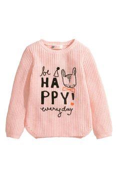 Pullover rib knit | H & M