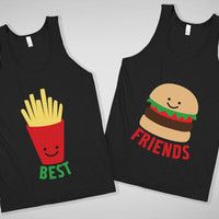 Best Friends - Skreened T-shirts, SO CUTE! WANT!