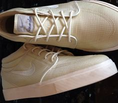 more photos a688c d0b1d Steven Alan x Nike SB Zoom Stefan Janoski Mid – Preview Retro Sneakers,  Classic Sneakers