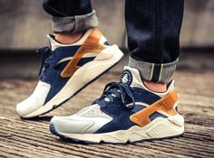 Nike Air Huarache Ale Brown