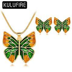 KULUFIRE lima peru jewelry sets pendientes mujer moda bisuteria conjunto de joyas gorjuss necklace set parure bijoux