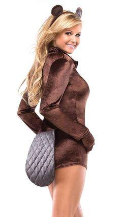 Big Brown Beaver Costume, $19.95