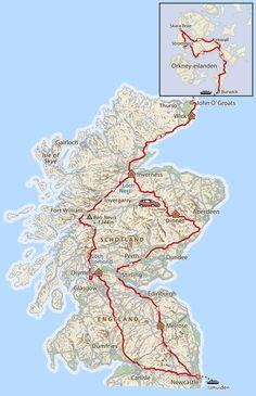 12-daagse rondreis Schotland: Scottish Borders, Highlands en Royal Deeside · Pharos Reizen