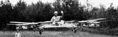 """1961 Bensen B-12 """"Sky-Way"""" (EE.UU.)"""
