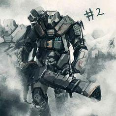 Heavy armoured infantry - Annihilator