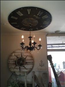 Vintique Alley- Riverside Decor, Room, Flea Market, Ceiling Lights, Home Decor, Light, Chandelier