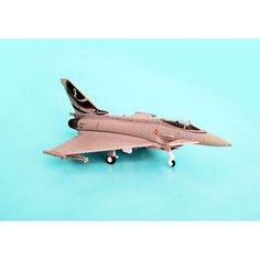 Hogan Italian Air Force EF2000 Plastic Model Aircraft