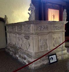 @gildencraft  #Tudor #monuments Henry Fitzroy's massive 16thC tomb at Framlingham, Suffolk