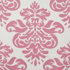 Crib sheets if baby is a girl. Lily Collection- Fitted Sheet with Damask Print.