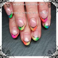 Neons   #nails #neon