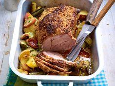 Sonntagsbraten - unsere schönsten Rezepte - saftiger-schweinebraten Rezept