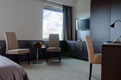 Een van de comfortkamers van Hampshire Hotel - Groningen Plaza.