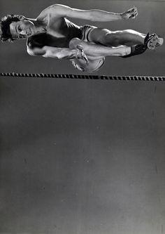 Clarke Mallery by Gjon Milli, 1939.