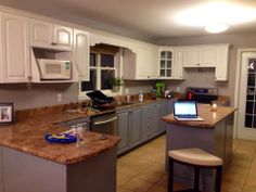 Refacing Kitchen Cabinets Instead of Buying New: Before and After!