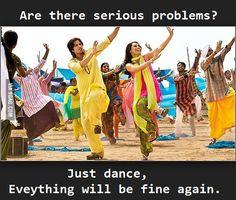 Bollywood logic. - 9GAG