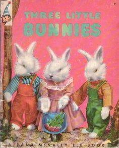 Three Little Bunnies - Harry Whittier Frees