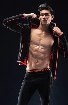 Fitnessoutfits für Herren   Sportkleidung für Herren   Superdry Sport