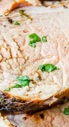 Grilled Mojo-Marinated Pork Tenderloin