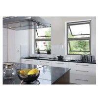 grey powder coated aluminium windows