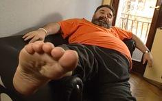 Feet Gay bear