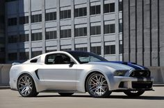 The Shelby GT500 From Need For Speed Movie