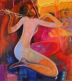 Irene Sheri Vishnevskaya, 1968 ~ Romantic Impressionist painter | Tutt'Art@ | Pittura * Scultura * Poesia * Musica |