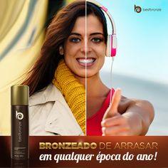 Não importa se é inverno ou verão. Tenha um bronzeado já! Compre o seu: www.bestbronze.com.br  #bestbronze #autobronzeador #bronze #bronzeado #pelebronzeada