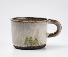Image of Pine Tree Mug