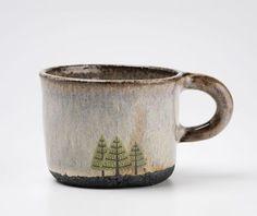Image of Pine Tree Mug