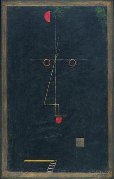 Portrait of an Artist   Paul Klee
