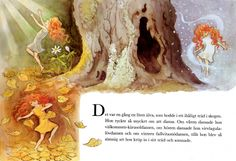 ˇˇ Elsa Beskow, Children's Book Illustration, Book Illustrations, Childrens Books, Illustrators, Sun, Painters, Dance In, Children's Books