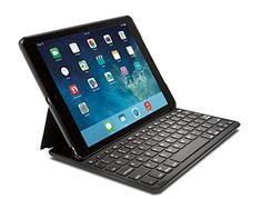 Black Friday 2014 Kensington KeyFolio Thin X2 iPad Air 2 Bluetooth Keyboard Case (K97387US) from Kensington Cyber Monday