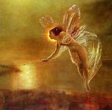 Image result for john atkinson grimshaw fairy art