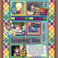 Layout using {Children's Museum} Digital Scrapbook Kit by Clever Monkey Graphics available at Gingerscraps and OScraps http://store.gingerscraps.net/childrens-museum-by-Clever-Monkey-Graphics.html http://www.oscraps.com/shop/product.php?productid=10012645&cat=697&page=1 #digiscrap #digitalscrapbooking #memorykeeping #clevermonkeygraphics